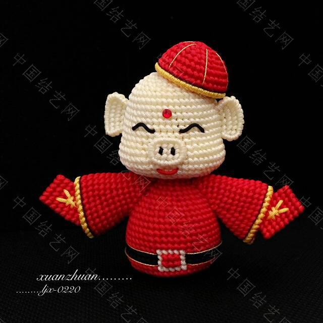 中国结论坛 金猪贺岁  作品展示 121954ni0e4sveyv9vviei