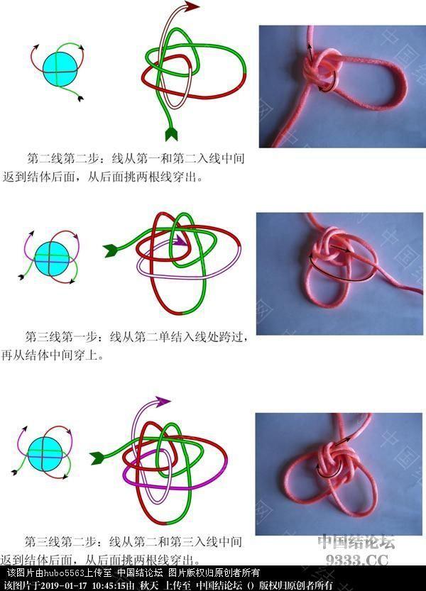 中国结论坛 冰花结单结练习二  冰花结(华瑶结)的教程与讨论区 104457vu2lbhhfnr2n4hz4
