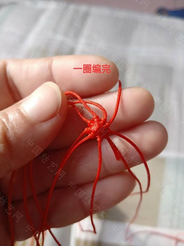 中国结论坛 七彩葫芦教程  立体绳结教程与交流区 173323h53bmo2jk2t555dn