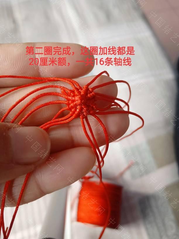 中国结论坛 七彩葫芦教程  立体绳结教程与交流区 173324yek7ttvbvcbo50cw