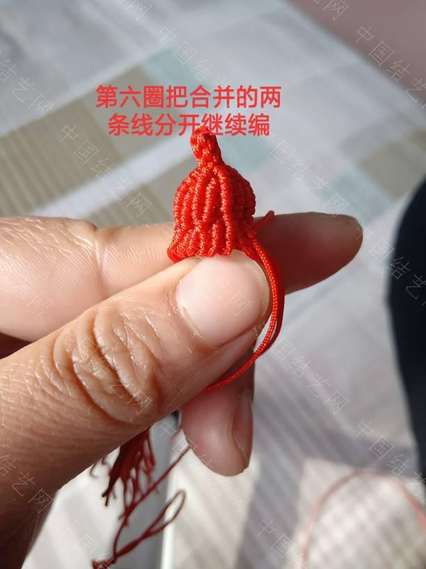 中国结论坛 七彩葫芦教程  立体绳结教程与交流区 173326s3jmvln89m8tq9mq