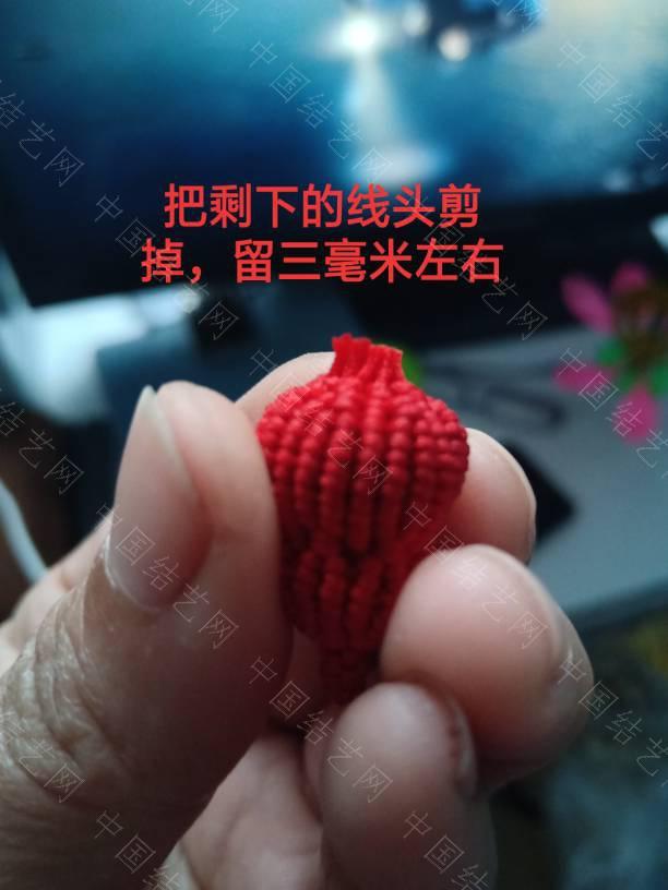 中国结论坛 七彩葫芦教程  立体绳结教程与交流区 173330tr28x2s8roqqf4o8
