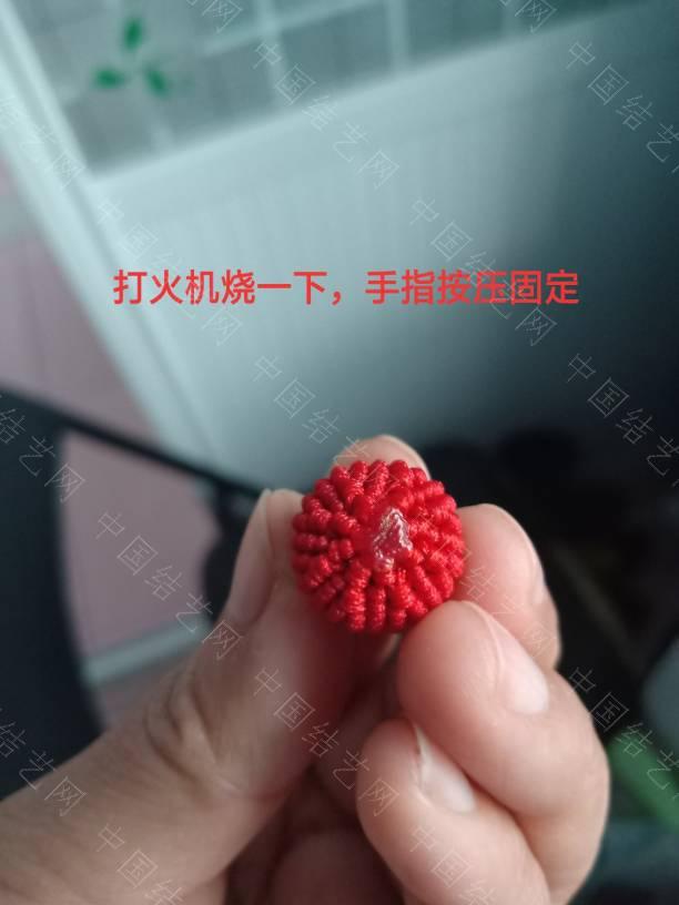 中国结论坛 七彩葫芦教程  立体绳结教程与交流区 173330u9l294bd9xell2ol