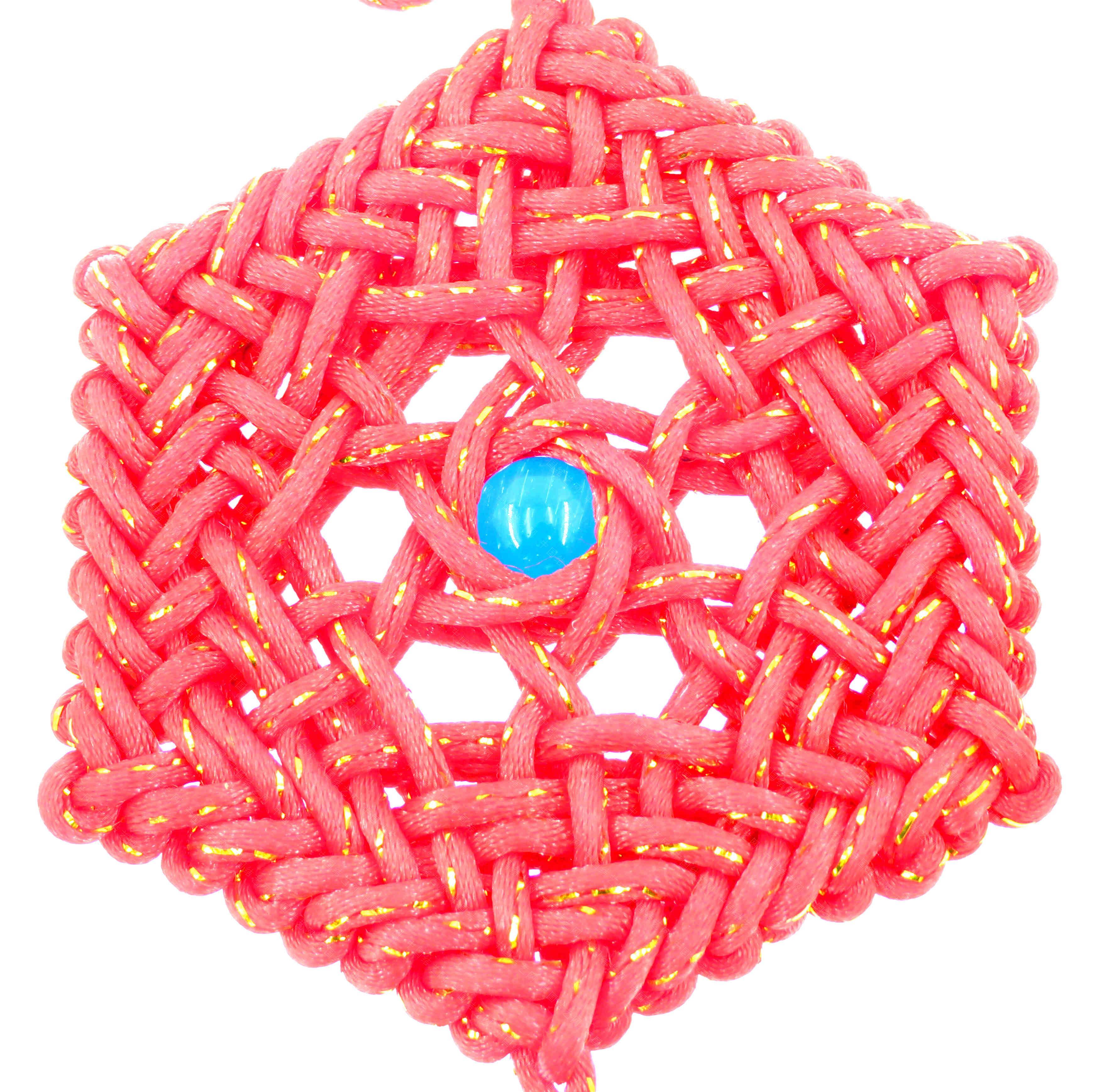 中国结论坛 仿霸王花老师的花纹宝结和星辰结共用套  作品展示 175044bes2m2f8ltv1ss1t