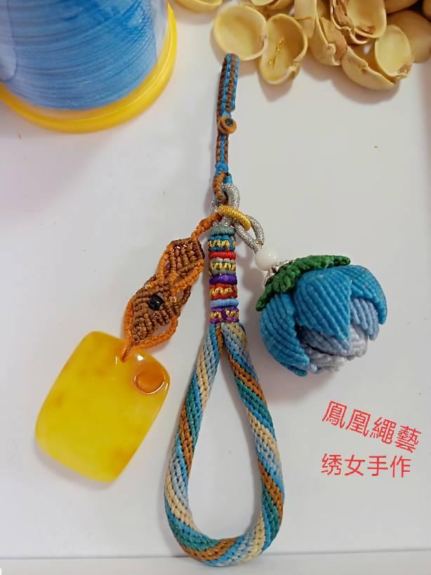 中国结论坛 钥匙挂件  作品展示 202740d845a68zl6aoiapz