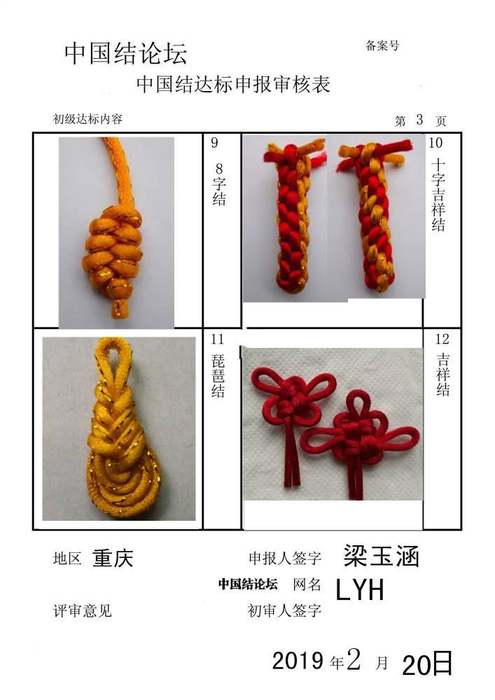 中国结论坛 LYH——初级达标申请稿件  中国绳结艺术分级达标审核 213304ojtlcpcgdw0bpscc