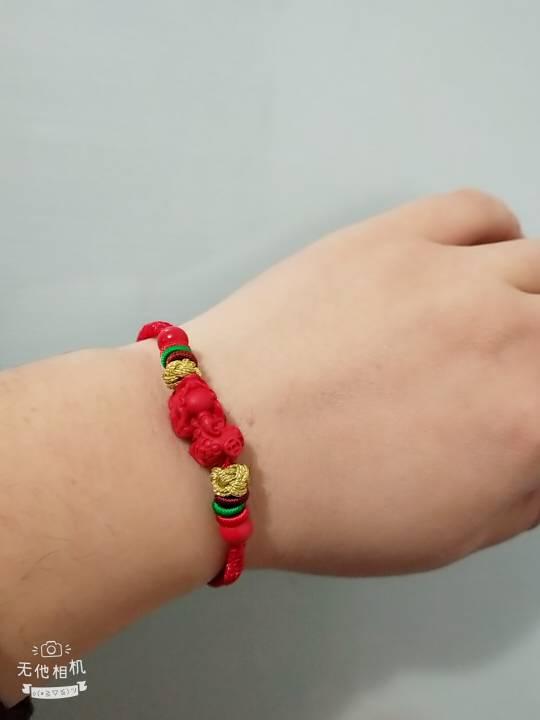 中国结论坛 貔貅手链  作品展示 105754a6898wnsvxv8ydds