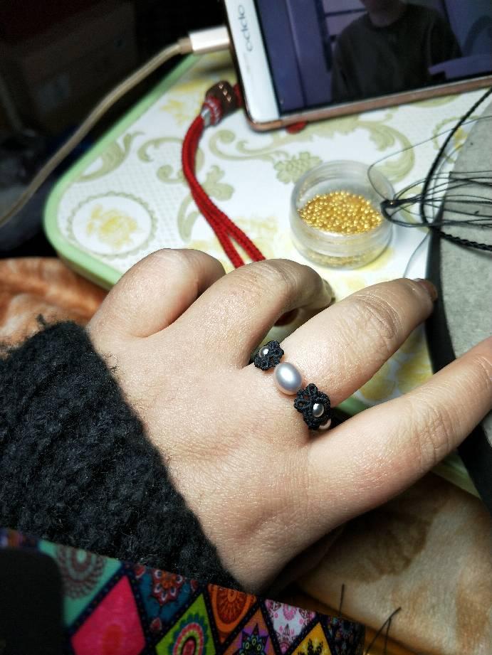 中国结论坛 瞎玩的珍珠戒指  图文教程区 221119h32hkyl141fzkvfu
