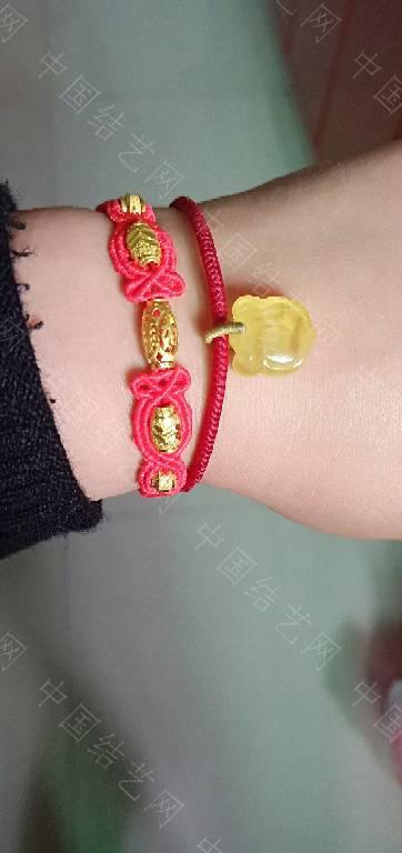 中国结论坛 手链   戒指  作品展示 103653m5leo8ieofx5mf0o