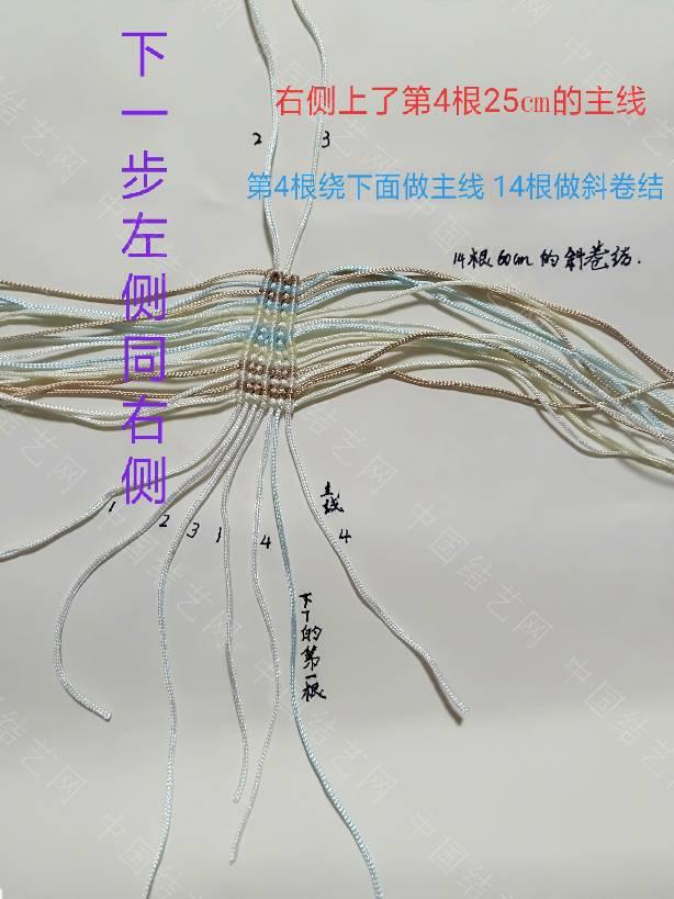 中国结论坛 海贝  立体绳结教程与交流区 114058gdkrn8njm8nnqmmp