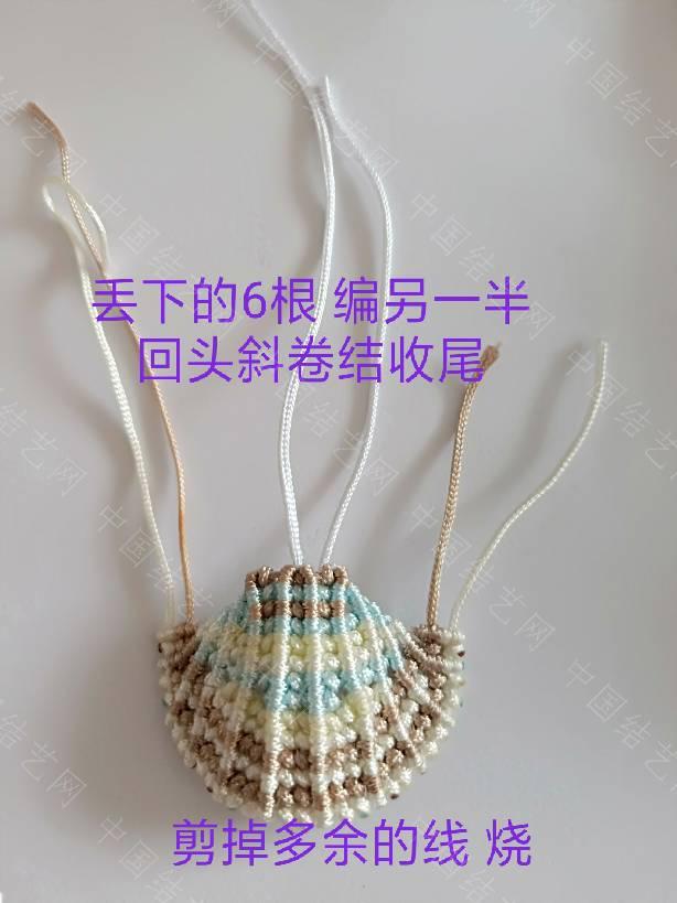 中国结论坛 海贝  立体绳结教程与交流区 131240kwy21o2grgt5geq3