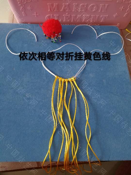 中国结论坛 鱼教程  立体绳结教程与交流区 222255sbjnvbd2tnm98d32