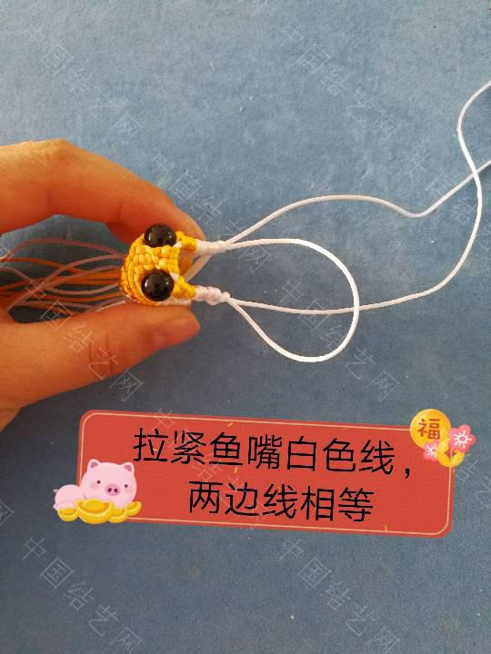 中国结论坛 鱼教程  立体绳结教程与交流区 222310xzbtghb1y3nvg914