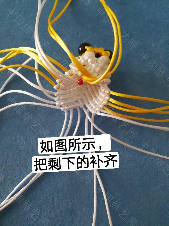 中国结论坛 鱼教程  立体绳结教程与交流区 222317ymzy7058zg08zii7