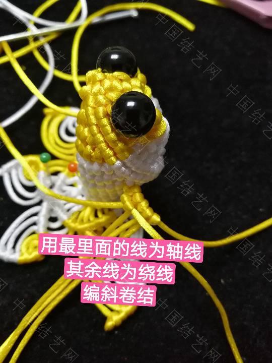中国结论坛 鱼教程  立体绳结教程与交流区 222334w30008q70vi3r7bi