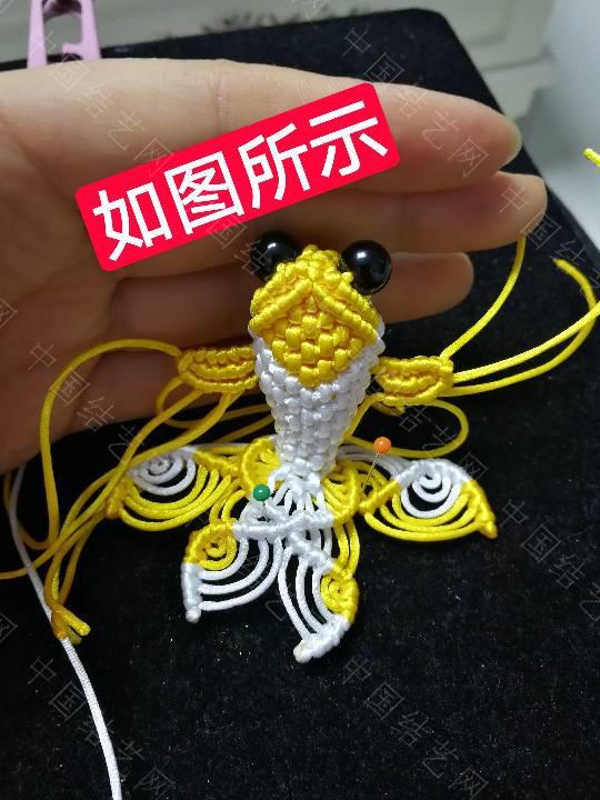 中国结论坛 鱼教程  立体绳结教程与交流区 222336xa3magn398whfong