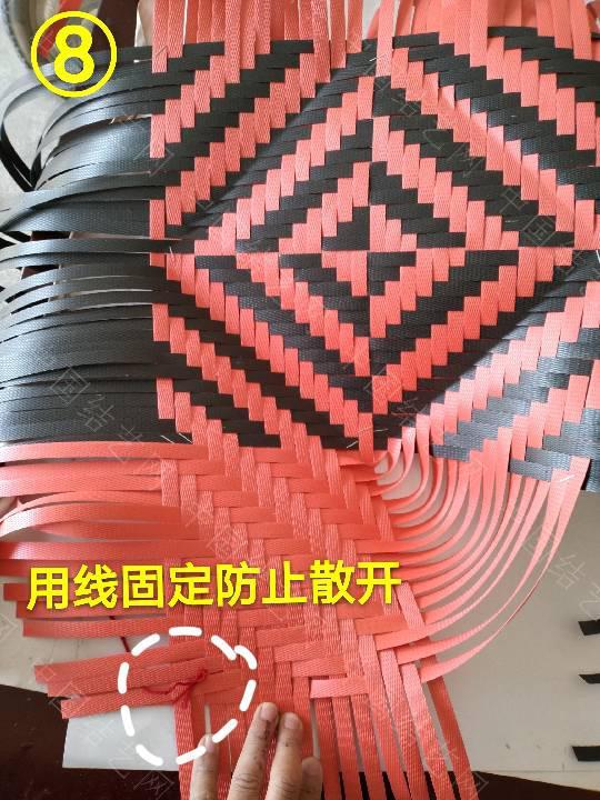 中国结论坛 水果篮  立体绳结教程与交流区 204142hjngmg0sg70d0n00