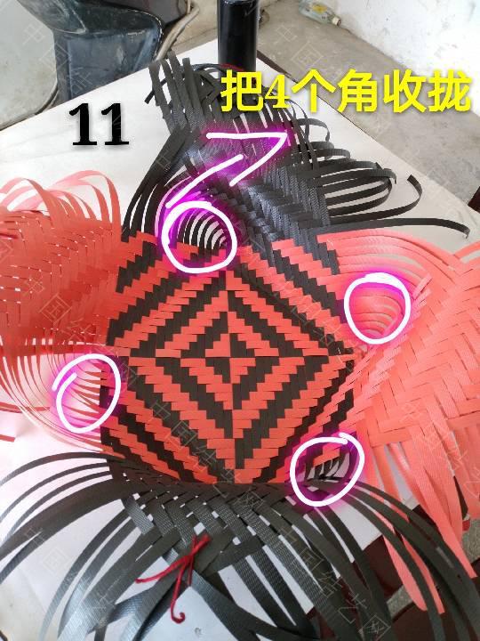 中国结论坛 水果篮  立体绳结教程与交流区 204143f6pgx7p9o22d57d1