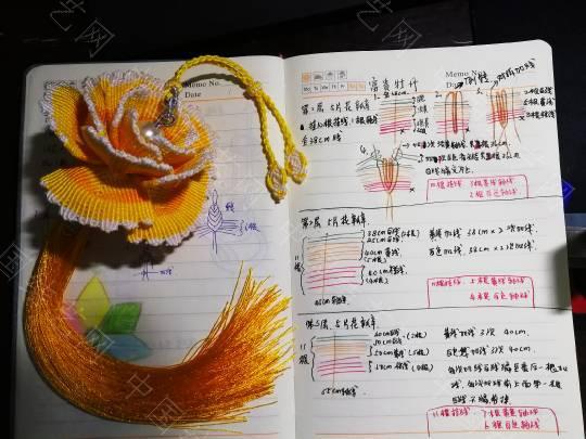 中国结论坛 仿富贵牡丹  立体绳结教程与交流区 210213fnxqxqv2c3vz8221
