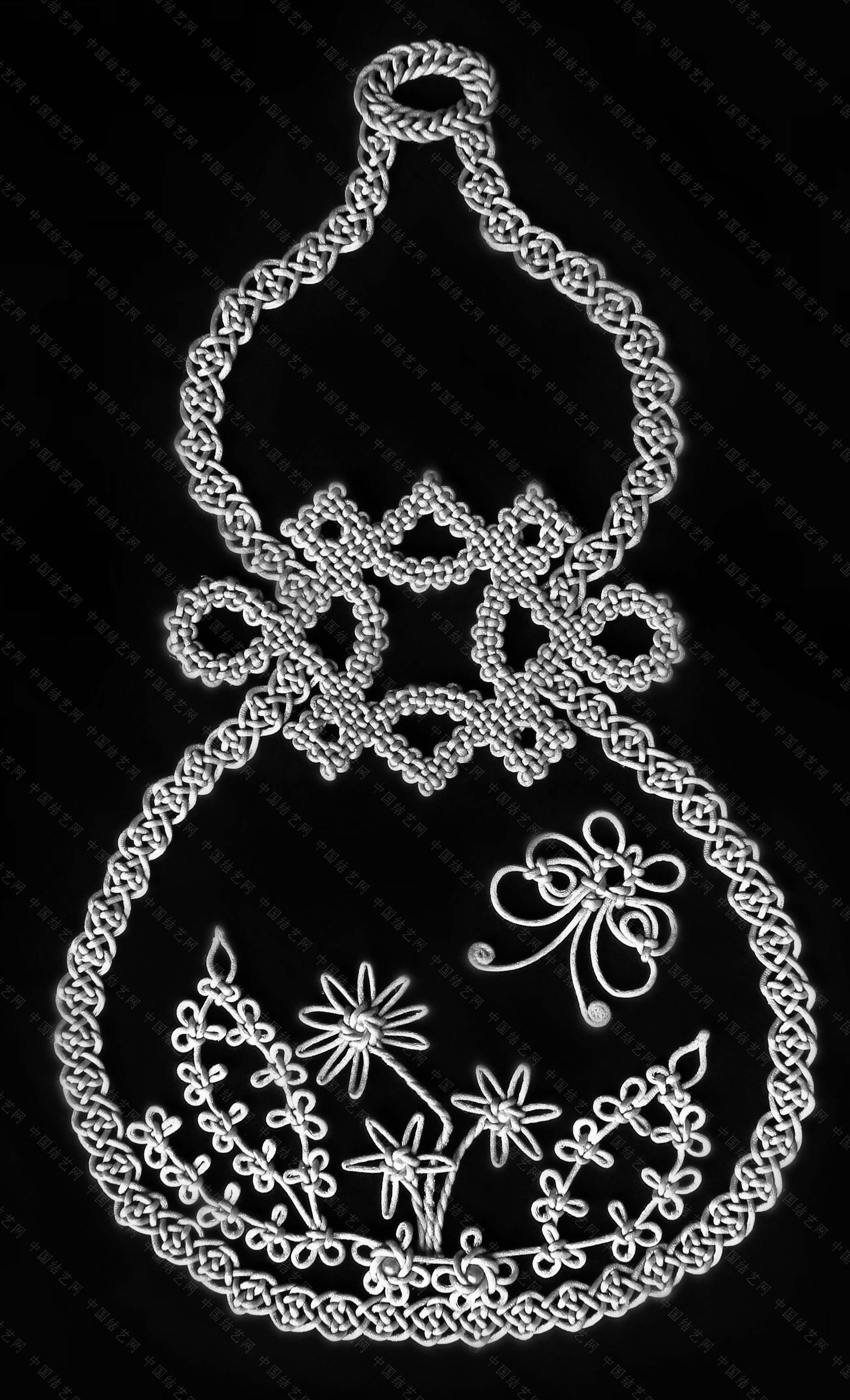 中国结论坛 模仿几何中国结里的葫芦  作品展示 221433mzjj05hhkr9qqqhr