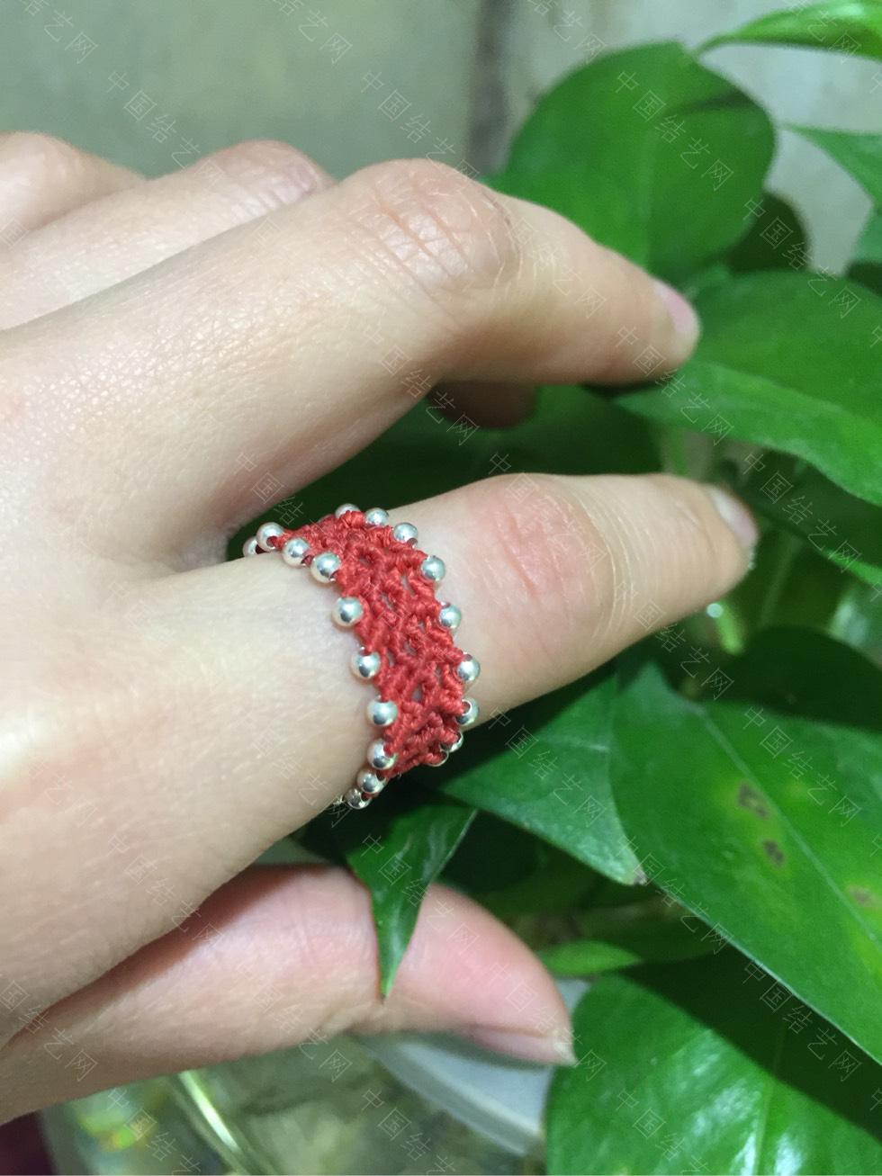 中国结论坛 仿囡绳老师的戒指  作品展示 215012iyhkpoyzfpkfxhat