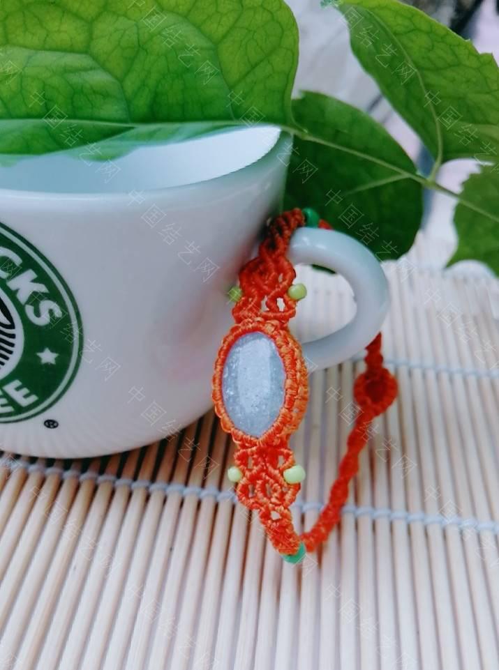 中国结论坛 春天的手绳 牧歌的春天编绳教程,怎么让手绳有香味,八方来财灯笼编织,花朵手绳编法 作品展示 190112xyxd0zl0q7zqzfwq