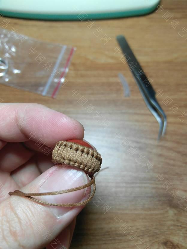 中国结论坛 给媳妇编个戒指  作品展示 132048uxsyxystfhyt9qq5