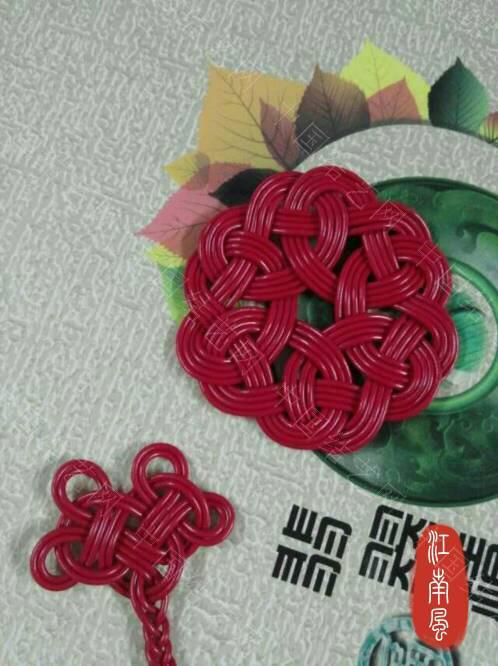 中国结论坛 另类杯垫 另类,杯垫,钩针漂亮杯垫,杯垫徒手编织,手工缝制杯垫 作品展示