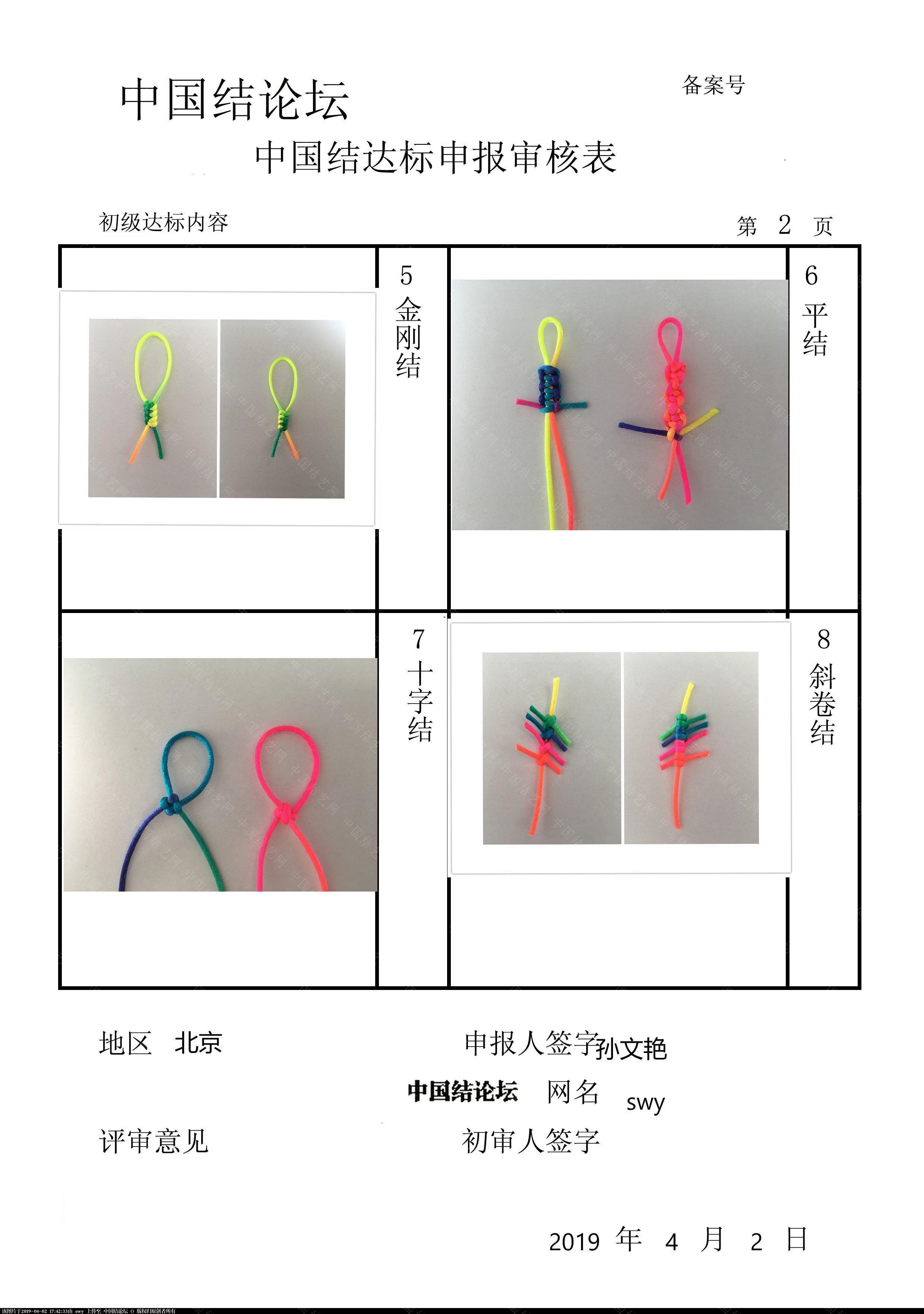 中国结论坛 swy-初级达标申请稿件  中国绳结艺术分级达标审核 163628puqmpuhlhyuped2v