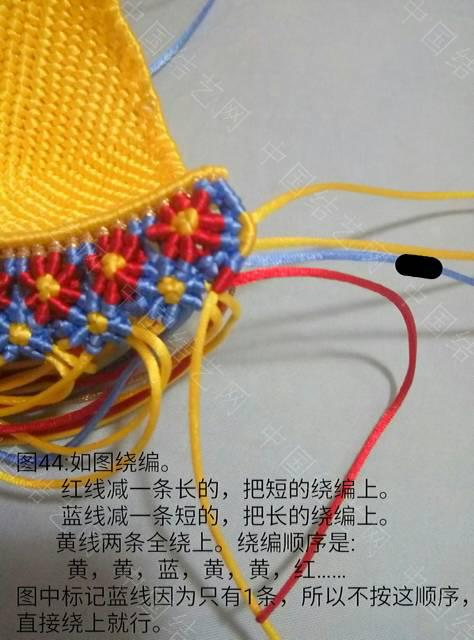 中国结论坛   立体绳结教程与交流区 114713id2d0vdq2dfd3i2q