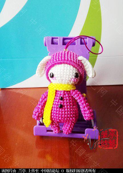 中国结论坛 lala系列(立体玩偶)增加中 玩偶,增加,系列 兰亭结艺 112917gbcy54bpspc1qmqc