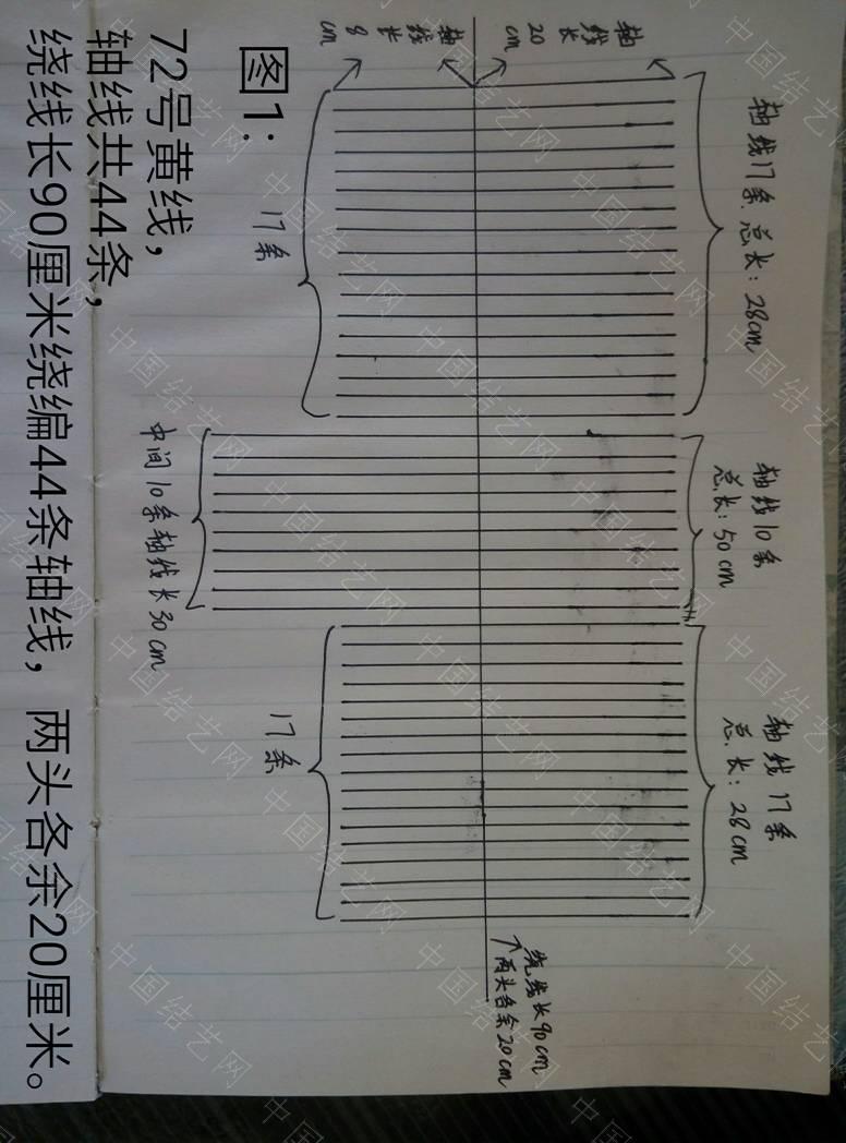 中国结论坛 福临老师的凤冠72号线简略教程  立体绳结教程与交流区 132106i158qo5u5fa81533