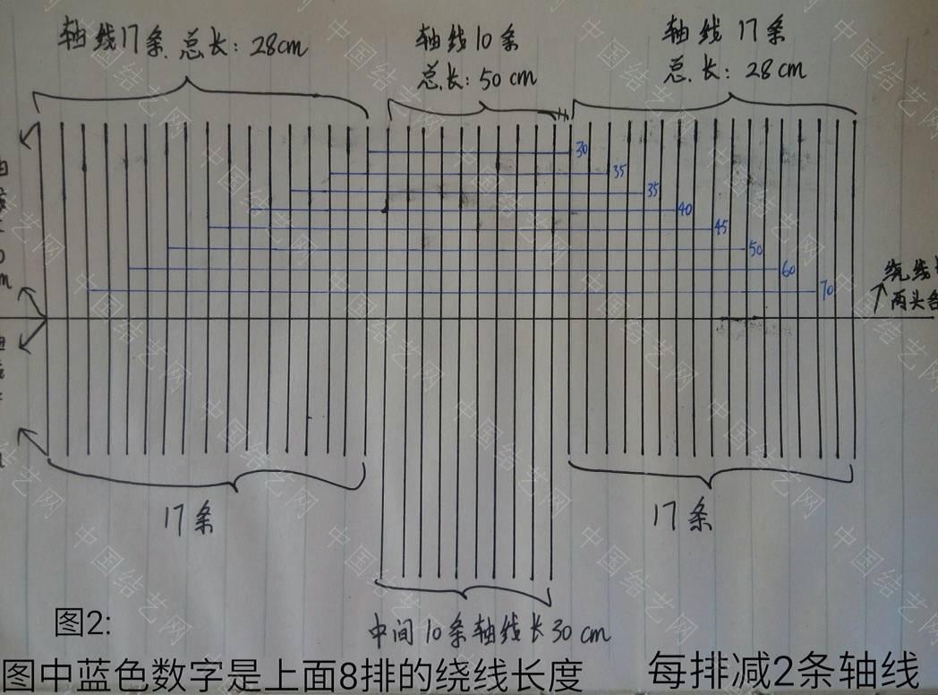 中国结论坛 福临老师的凤冠72号线简略教程  立体绳结教程与交流区 132107e2d0xk1wh1zx1v9b