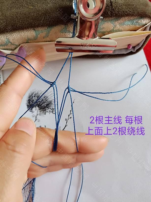 中国结论坛 立体手绳  图文教程区 075257oa15pkkkh1bwpxsz