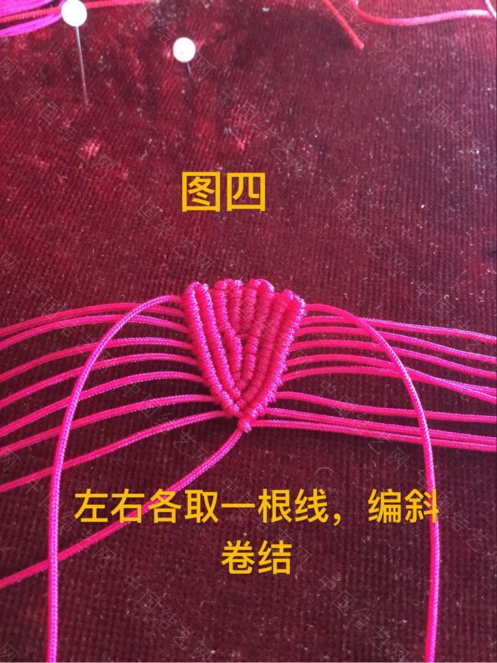 中国结论坛 新编牡丹花瓣编法与教程(续)  立体绳结教程与交流区 113106votmqoo64moueqzz