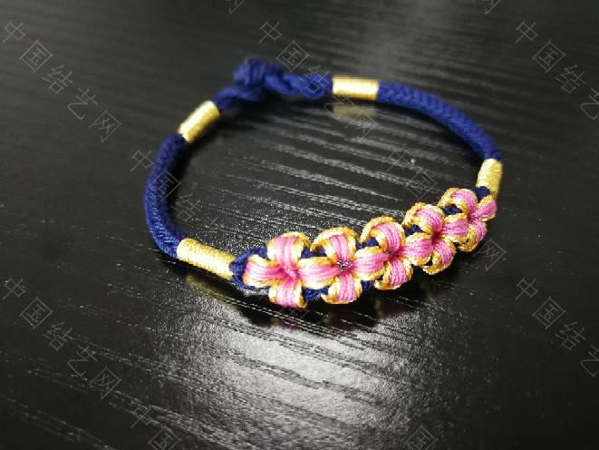 中国结论坛 超赞的藏蓝色配粉色  作品展示 192153t00y9fyswlokkoxs