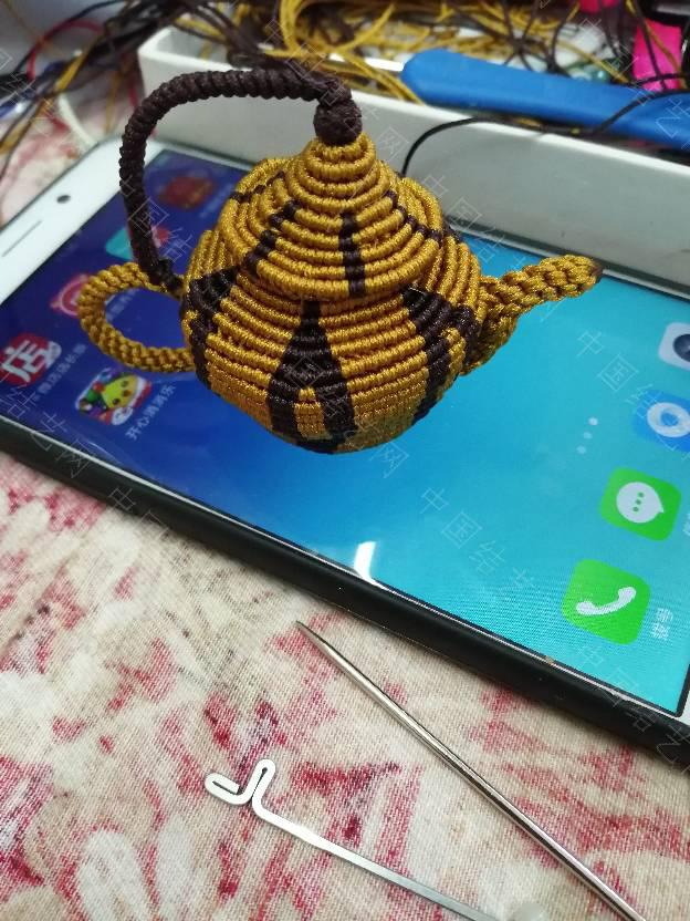 中国结论坛 小茶壶和玫瑰花  作品展示 235331c95ewc9e5w1vo944