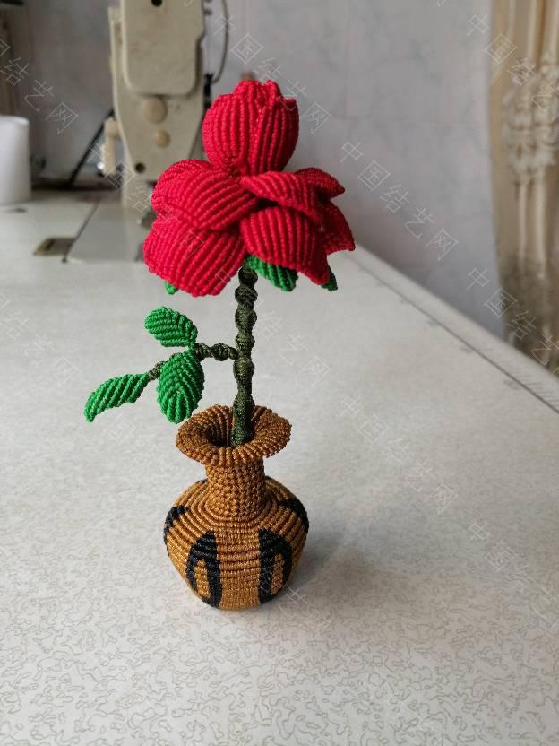 中国结论坛 小茶壶和玫瑰花  作品展示 235332g063kqpphk63p13k