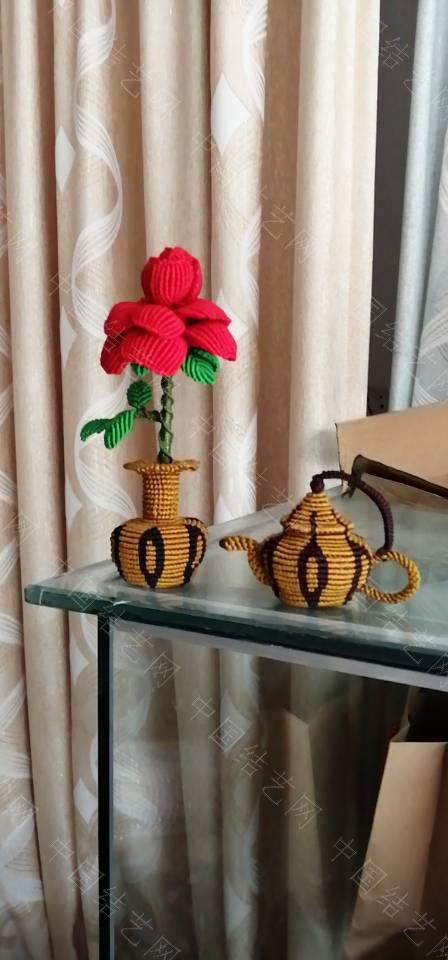 中国结论坛 小茶壶和玫瑰花  作品展示 235332y2msbutmybabt4bj