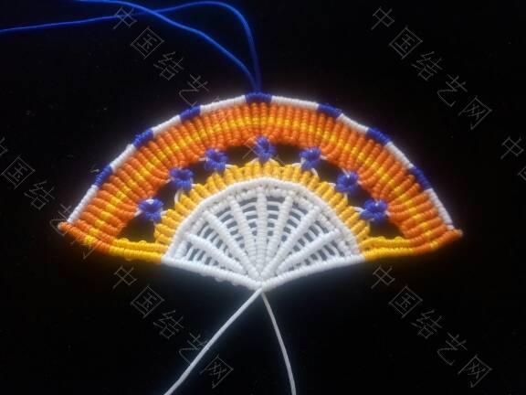 中国结论坛 桃花扇的做法  图文教程区 131059jadmdk700fq7gfhm