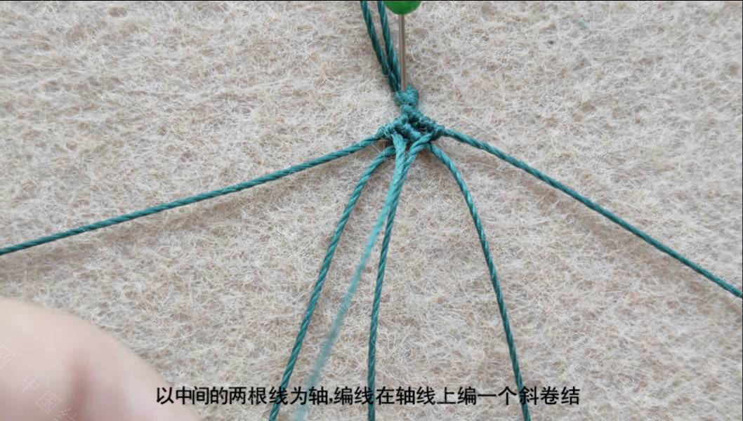 中国结论坛 简约百搭的夏日手绳  图文教程区 195331x36yz69b01m94bdj