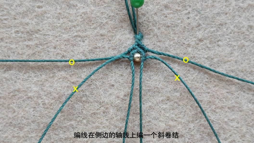 中国结论坛 简约百搭的夏日手绳  图文教程区 195332clnsjshl1acxfvdx