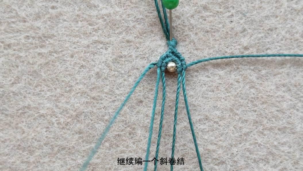 中国结论坛 简约百搭的夏日手绳  图文教程区 195333bjz0xojsxbolb8g8