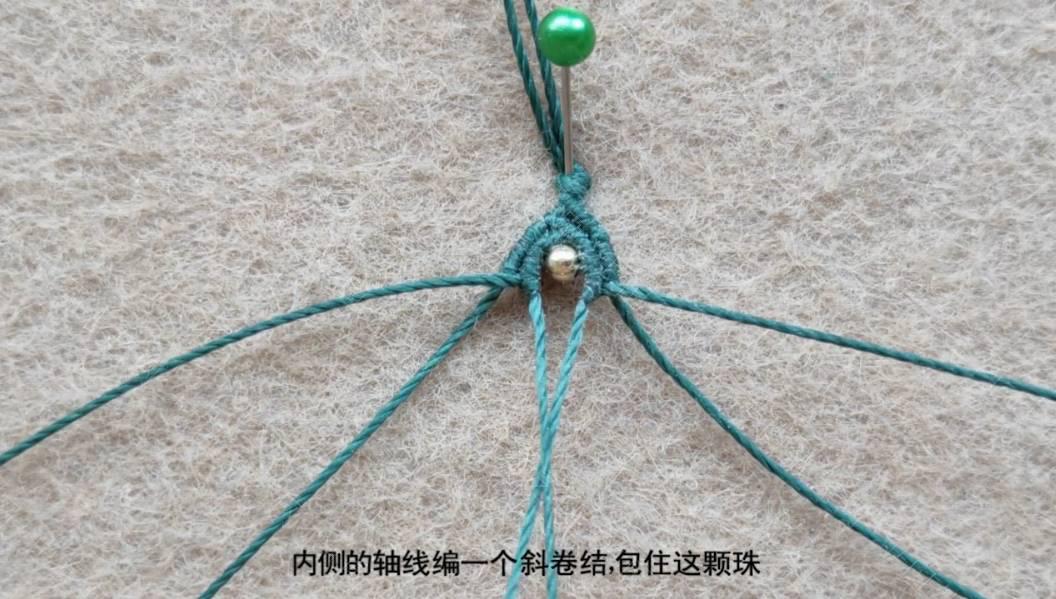 中国结论坛 简约百搭的夏日手绳  图文教程区 195335myxcxrk7eoe7fx9s