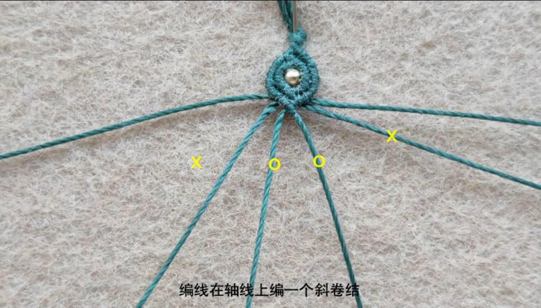 中国结论坛 简约百搭的夏日手绳  图文教程区 195338vn7xol4i8l1i8kb0