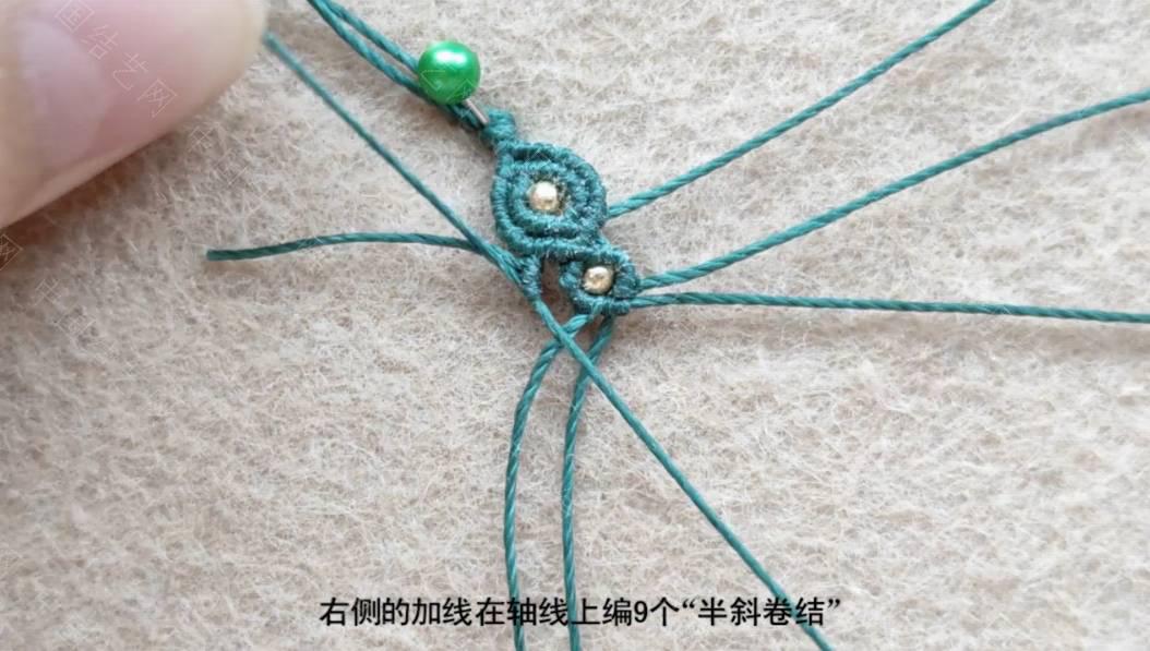 中国结论坛 简约百搭的夏日手绳  图文教程区 195341snfuwu87m8o6bq6z