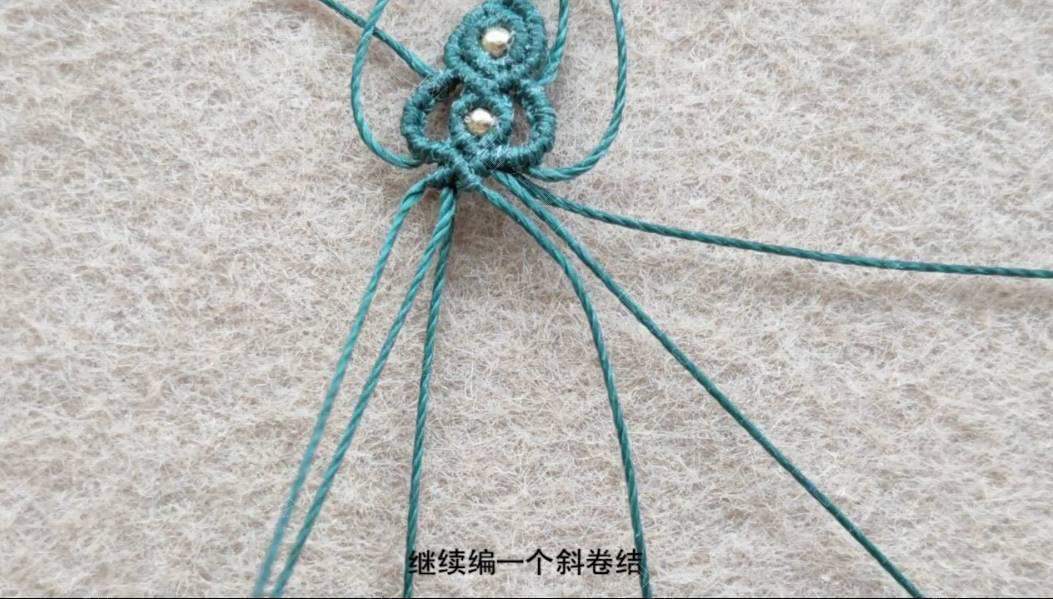 中国结论坛 简约百搭的夏日手绳  图文教程区 195342rozwaypw46vhgbwz