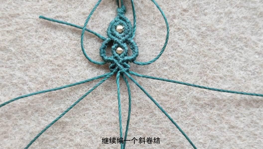 中国结论坛 简约百搭的夏日手绳  图文教程区 195343nl9fwt1lwff6avan
