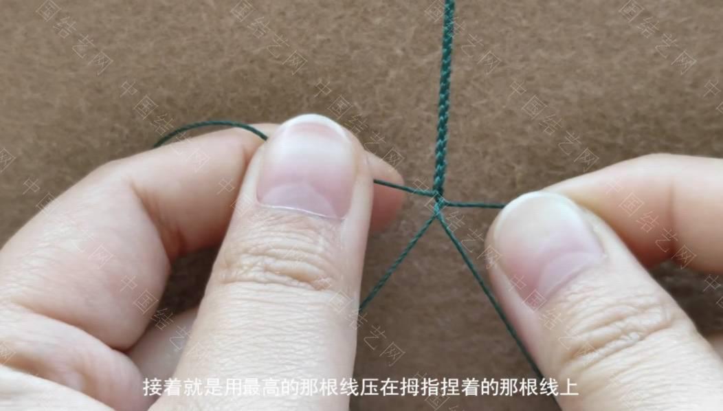中国结论坛 简约百搭的夏日手绳  图文教程区 195344cl1kz8lzt8i48ikx