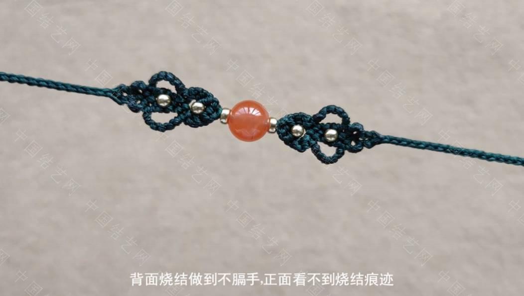 中国结论坛 简约百搭的夏日手绳  图文教程区 195349ld6joozbmzbbadkd